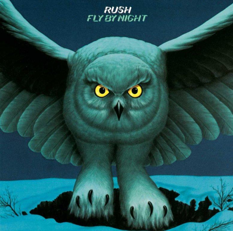 Resultado de imagen para fly by night rush