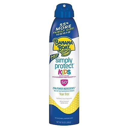 Sunscreen Spray Reef Safe
