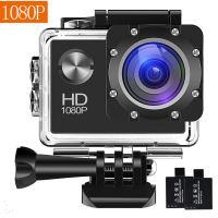 Ganjoy 1080P Action Camera Review