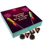 Chocholik Diwali Gift Box – 9 Pcs