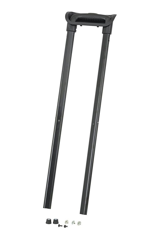 VAUDE Trolley Varillaje (Melbourne 65) para Notebook, Black, One Size