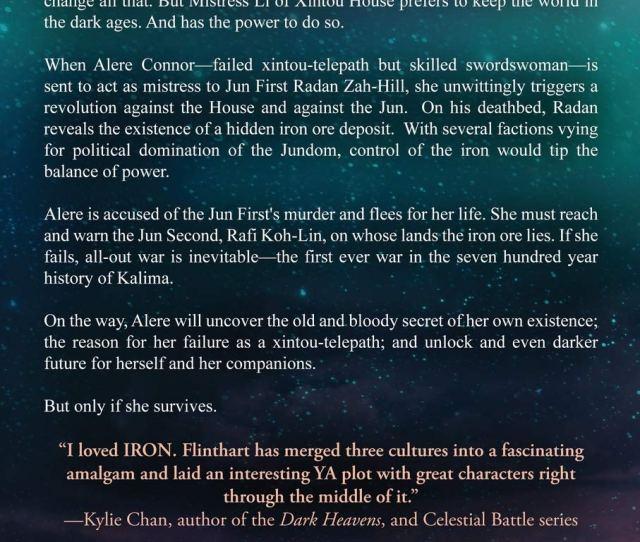 Iron Kalima Chronicles Amazon Co Uk Aiki Flinthart 9780648287865 Books