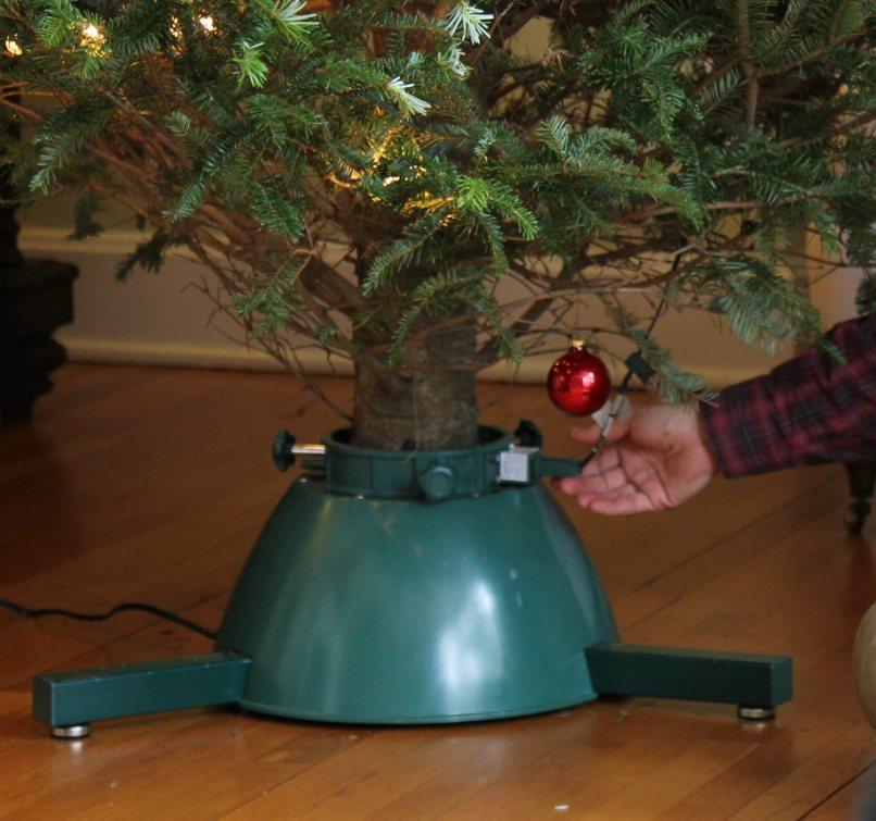 Automatic Rotating Christmas Tree Stand