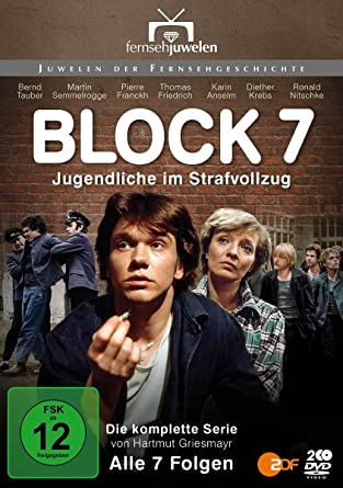 Block 7 - Jugendliche im Strafvollzug - Die komplette Serie (Teil 1-7)