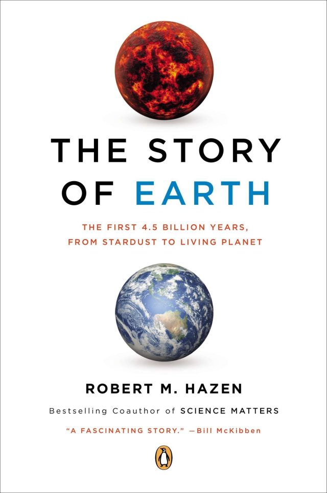 The Story of Earth: The First 28.28 Billion Years, from Stardust to