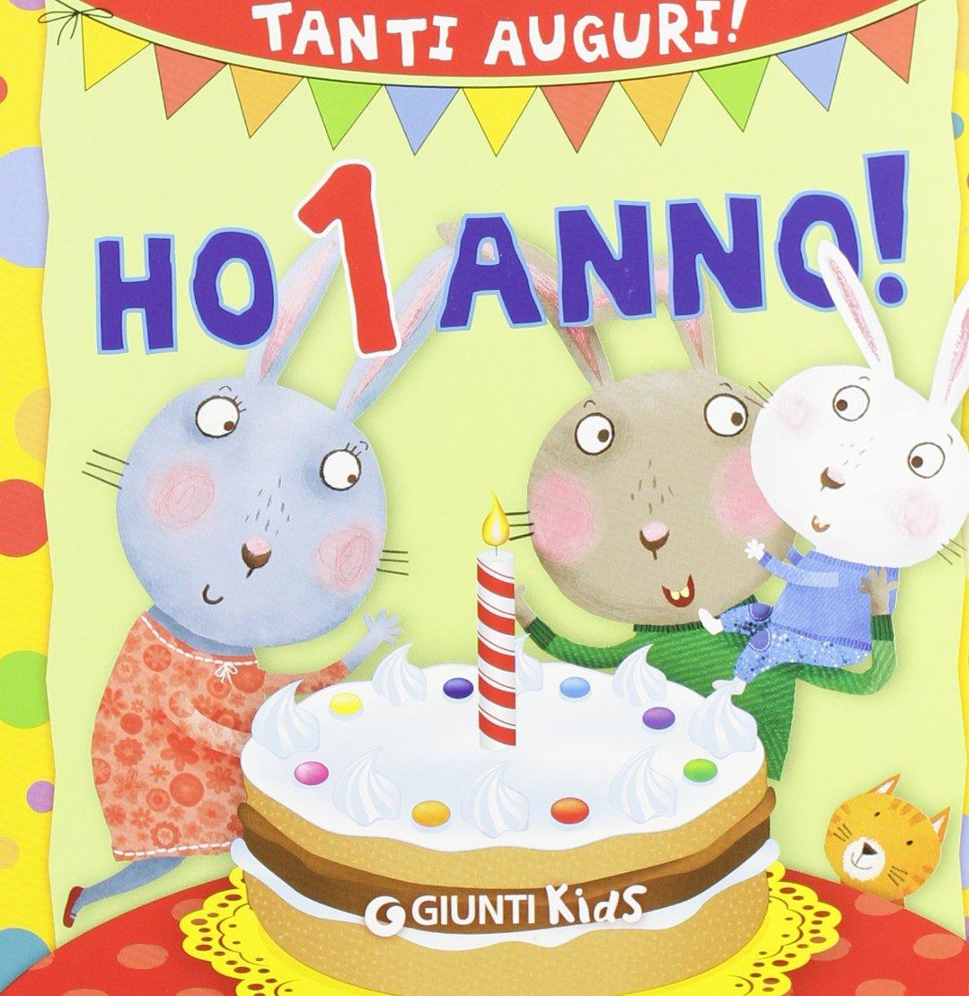Grande Compleanno Bambino 1 Anno Us88 Pineglen