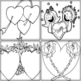 How To Draw a Simple Hearts