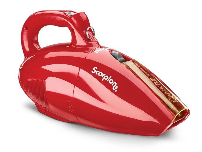 Bagless Handheld Vacuum SD20005RED