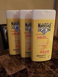 Le Petit Marseillais Extra Gentle Shower Crème with Orange Blossom, Moisturizing & Nourishing French Body Wash for pH Neutral for Skin, 13.5 fl. oz Customer Image