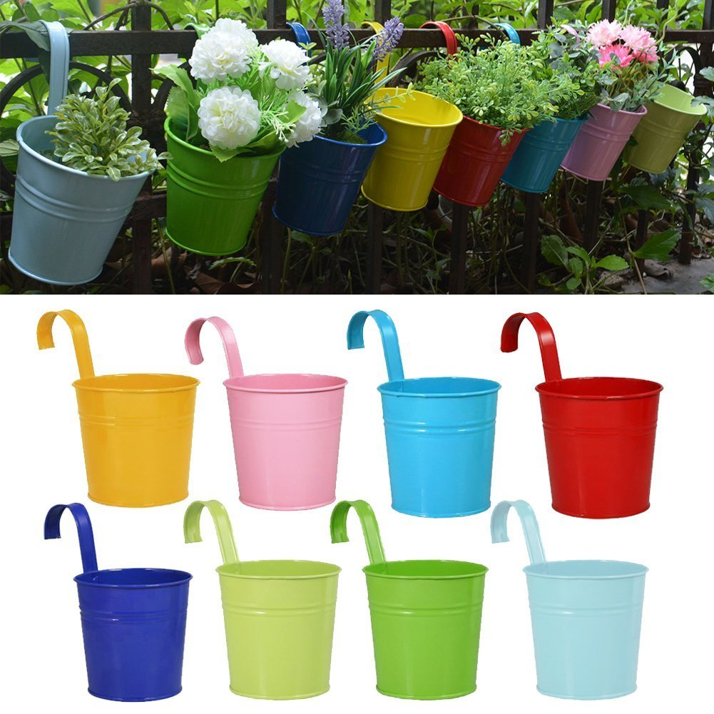Riogoo Flower Pots Garden Pots Hanging Buy Online In Sweden At Desertcart