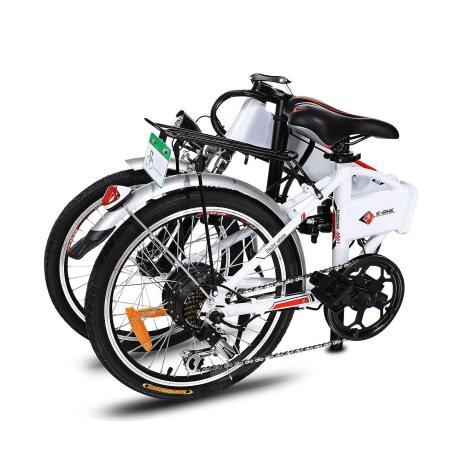 Oanon Folding Electric Mountain Bike review