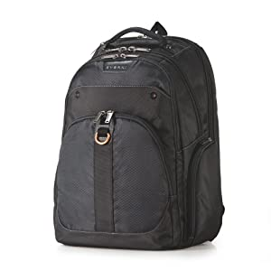 Everki Atlas Checkpoint Friendly 13-Inch to 17.3-Inch Laptop Backpack