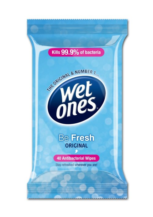 Antibacterial Wet Wipes by Wet Ones