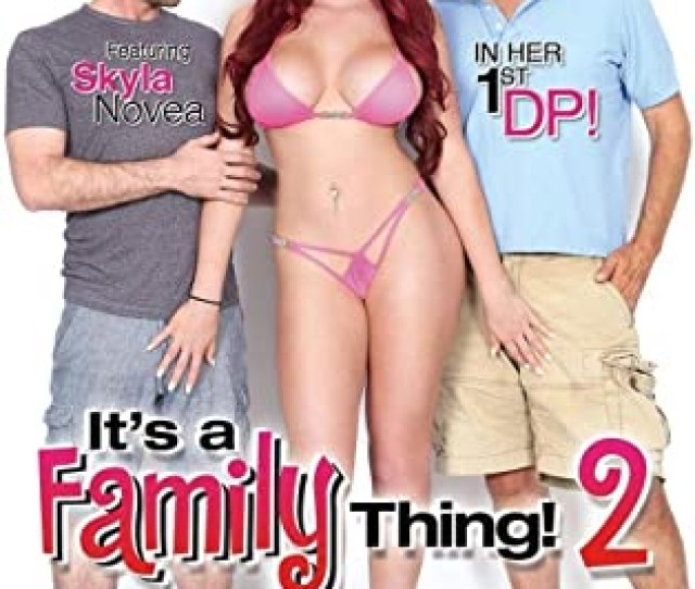 Its A Family Thing 2 Elegant Angel Amazon Co Uk Lana Rhoades Elsa Jean Skyla Novea Lilly Ford Alix Lynx Dvd Blu Ray