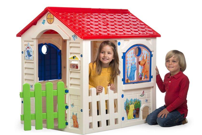 Casas de jard n de f brica de juguetes vitabelia for Casa juguete jardin