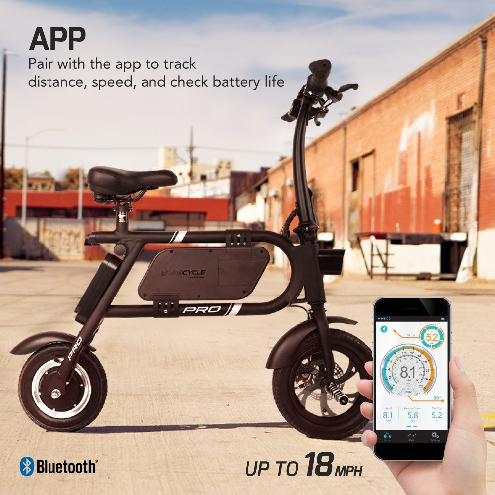 SwagCycle Electric Bike Review