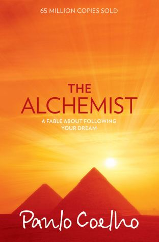 Image result for the alchemist book images