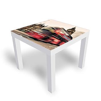 Dekoglas Ikea Table Basse En Verre Avec Plateau En Verre