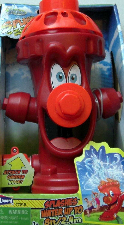 Fire Hydrant Garden Hose Sprinkler