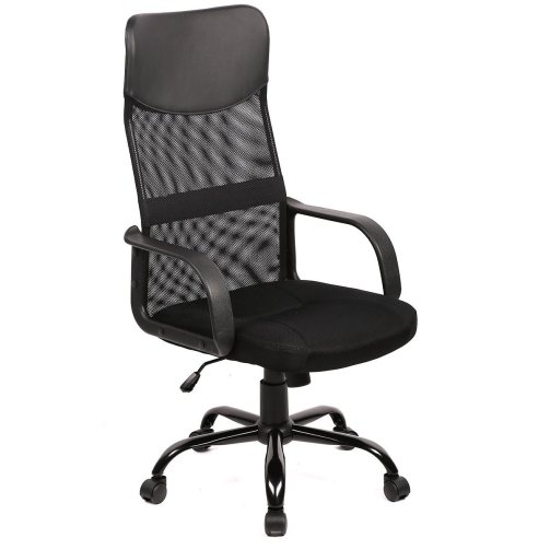 BestOffice Mid Back Mesh Ergonomic Computer Desk Office Chair