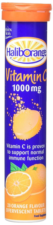 Haliborange Vitamin C effervescent Tablets