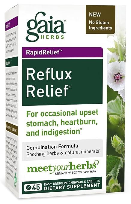 Reflux Relief Gaia Herbs