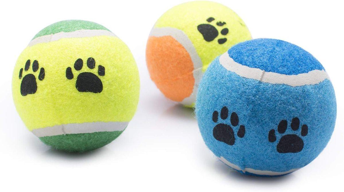 Juguete de pelotas para perros