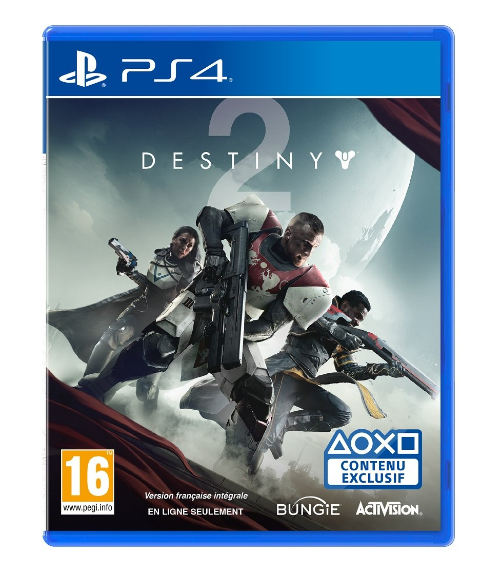 Destiny 2 + Emote exclusive Amazon