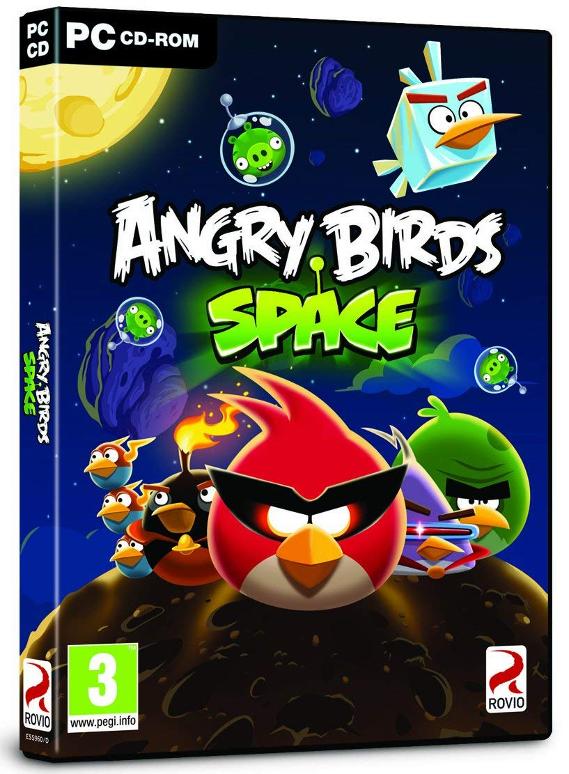 Amazon Com Angry Birds Space Windows Video Games
