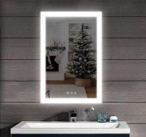 D'amour Backlit Bathroom Vanity Mirror