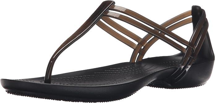 Crocs Isabella T Strap, Sandalias para Mujer desde