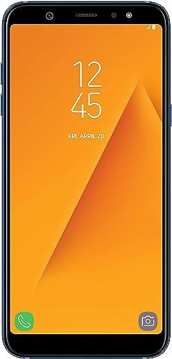 Samsung Galaxy A6 Plus (Blue, 4GB RAM, 64GB Storage) with No Cost EMI/Additional Exchange Offers