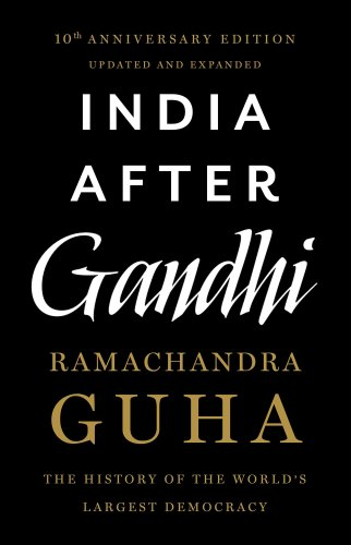 Buy India After Gandhi: The History of the World's Largest Democracy Book  Online at Low Prices in India | India After Gandhi: The History of the  World's Largest Democracy Reviews & Ratings -