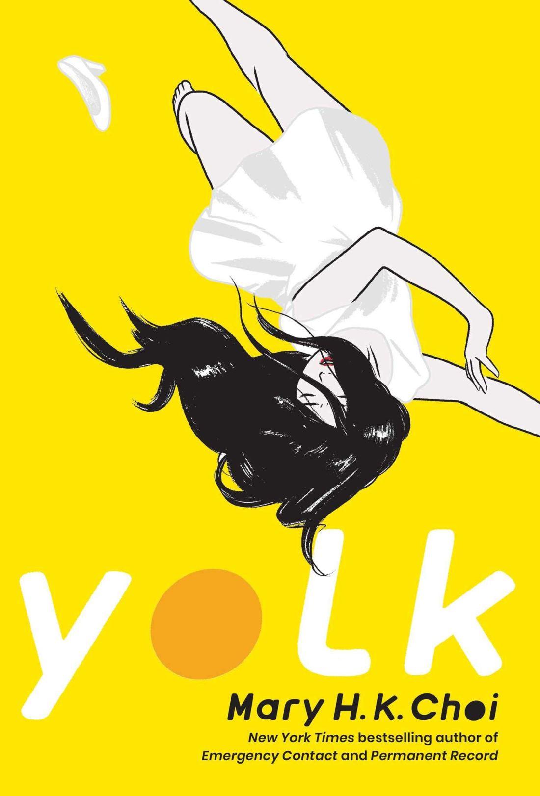 Amazon.com: Yolk (9781534446007): Choi, Mary H. K.: Books