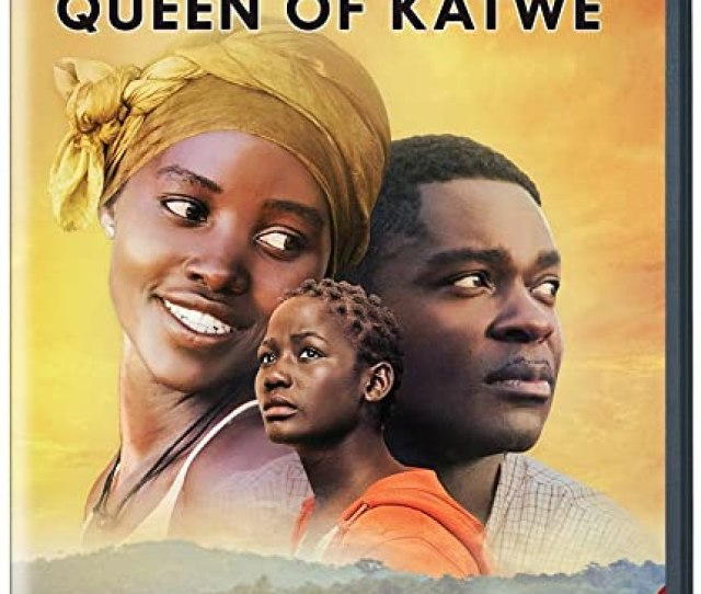 Amazon In Buy Queen Of Katwe Dvd Blu Ray Online At Best Prices