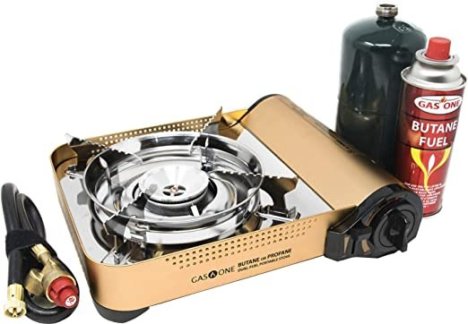 best lightweight camping stoves with butane fuel tank