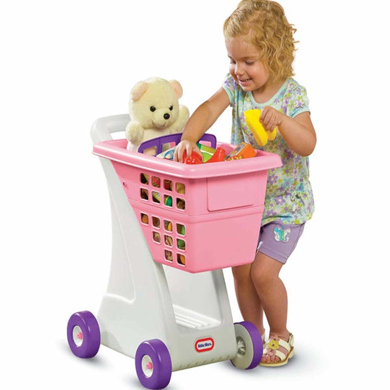 Little Tikes Shopping Cart - Pink