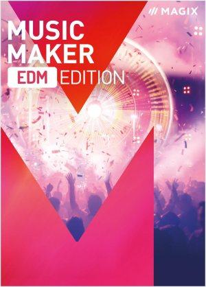 MAGIX Music Maker – EDM Edition – Ganz einfach selber EDM produzieren und mixen mit unserem Musikprogramm [Download]