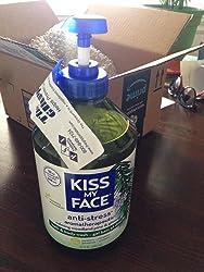 Kiss My Face Fragrance Free Moisturizing Shower Gel, Bath and Body Wash, Value Size 32 oz Customer Image 2