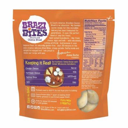 Brazi Bites Original Brazilian Cheese Bread review