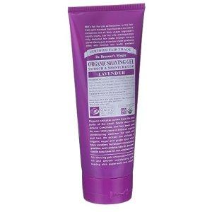 Dr. Bronner's Organic Shaving Soap Lavender 7 oz