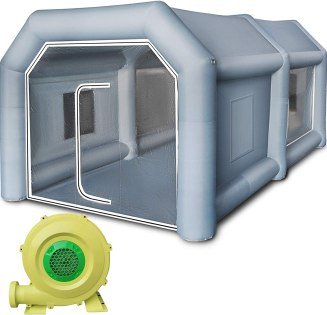 Best inflatable paint booth - Happybuy