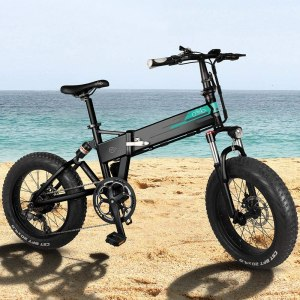 PINENG Electric power assisted folding bike