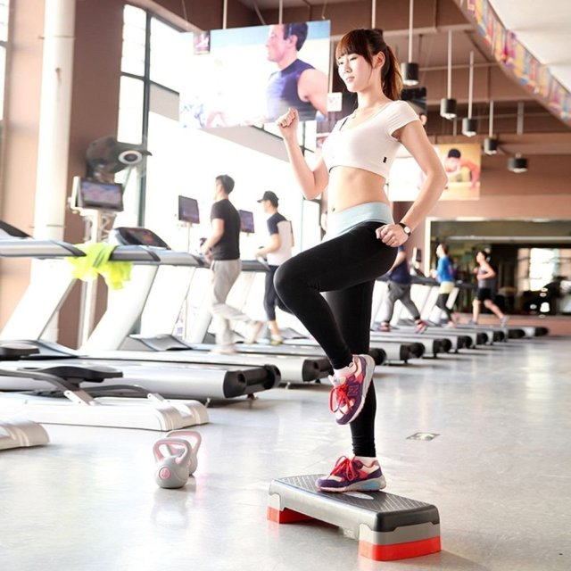 ElectroBot Sport Adjustable Exercise Equipment Step Platform
