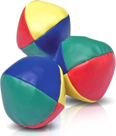 ArtCreativity Juggling Balls