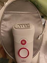 Braun Silk-épil 5 5-280 - Electric Hair Removal Epilator, Ladies' Electric Shaver, and Bikini Trimmer for Women Customer Image 1