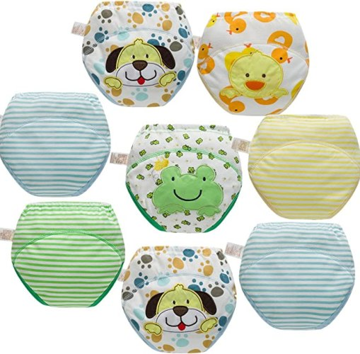 Baby Toddler Thick, Absorbent Potty Training Pants Underwear