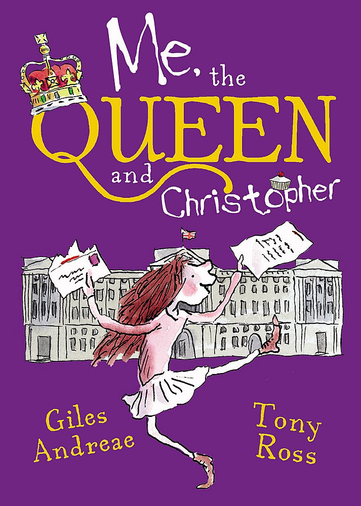 Image result for Me, the Queen and Christopher