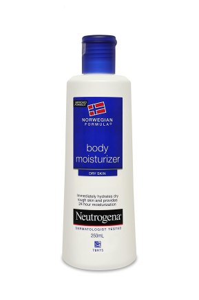 Neutrogena Norwegian Formula Body Moisturizer