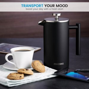 Finedine French Press Review